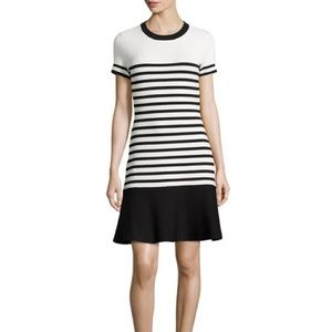 Kate Spade Striped Knit Dress